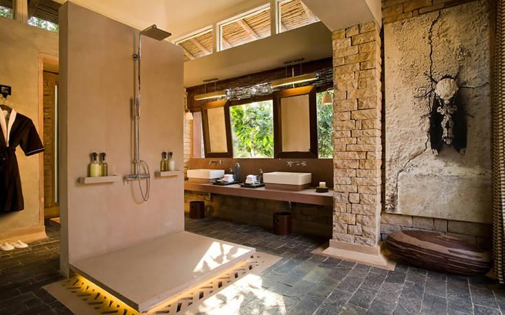 Το μυσταγωγικό ξενοδοχείο που έβγαλε το σαφάρι από την Αφρική