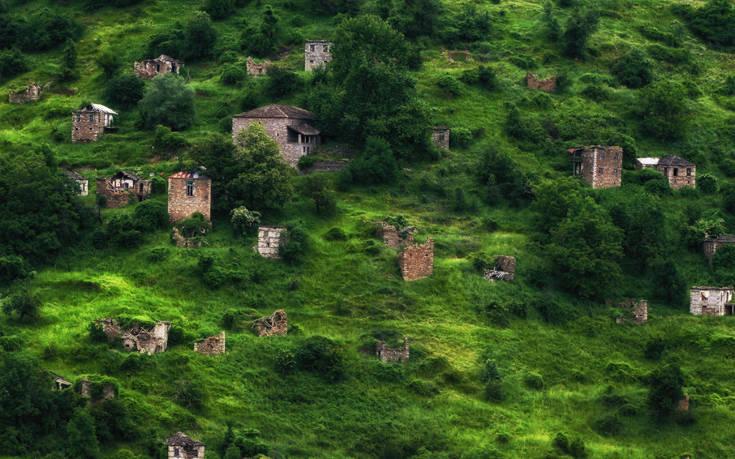 Τα χωριά των μαστόρων της πέτρας στην Ήπειρο