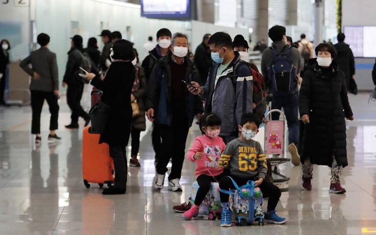 Κοροναϊός: Κατακόρυφη μείωση των εισιτηρίων προς Κίνα και ακύρωση πτήσεων