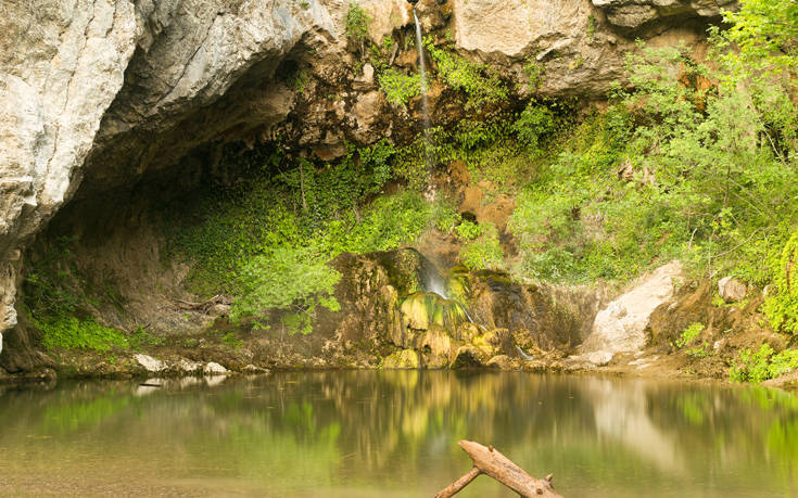 Καταρράκτες του Δρυμώνα, ένας μέρος ανεξάντλητης ομορφιάς