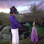 Συνάντησε τη νεκρή κόρη της μέσω VR και ξέσπασε σε κλάματα