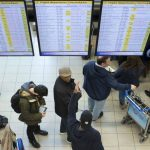 Αυξημένες κατά 8,3% οι αεροπορικές αφίξεις τον Ιανουάριο