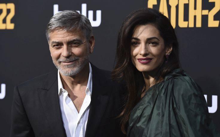 Τι συμβαίνει με τον γάμο του George Clooney και της Amal Alamuddin