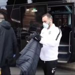 Κορονοϊός: Με μάσκες και γάντια η Λουντογκόρετς στο Μιλάνο