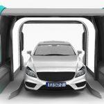 Το μηχάνημα που βρίσκει βλάβες και φθορές στα αυτοκίνητα σε μόλις… 3 δευτερόλεπτα