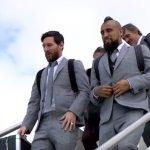 Champions League: Από έλεγχο για κορονοϊό πέρασε η Μπαρτσελόνα στη Νάπολη