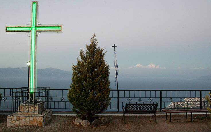 Το μοναστήρι στην Κορινθία με τη θέα που κόβει την ανάσα