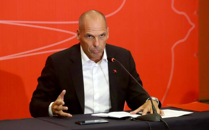 Βαρουφάκης: Δώρο άδωρο η ένταξη των ελληνικών ομολόγων στο πρόγραμμα αγορών της ΕΚΤ