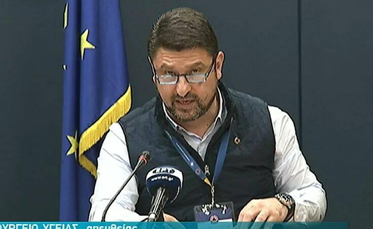 Χαρδαλιάς: Νέα μέτρα για τους επαναπατρισμούς Ελλήνων μέσω αεροπορικών συνδέσεων