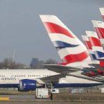 Κορονοϊός: Η British Airways ακυρώνει όλες τις σημερινές πτήσεις από και προς την Ιταλία