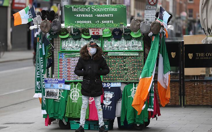 Οι Αρχές της Ιρλανδίας «απεγκλωβίζουν» 5.000 πολίτες που είχαν περιορίσει προληπτικά σε ξενοδοχεία