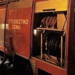 Θεσσαλονίκη: Φωτιά σε βιοτεχνία τα ξημερώματα στο Ωραιόκαστρο