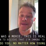 Οι πρωταγωνιστές της ταινίας Contagion δίνουν συμβουλές για τον κορονοϊό