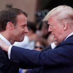 Κορονοϊός: Συζήτηση Τραμπ – Μακρόν για σύγκληση του Συμβουλίου Ασφαλείας