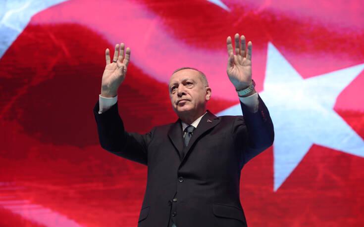 Διάγγελμα Ερντογάν για τον κορονοϊό: Σε καραντίνα η Κωνσταντινούπολη