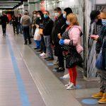 Έτσι λειτουργεί το μετρό της Ρώμης μετά την άρση των περιοριστικών μέτρων