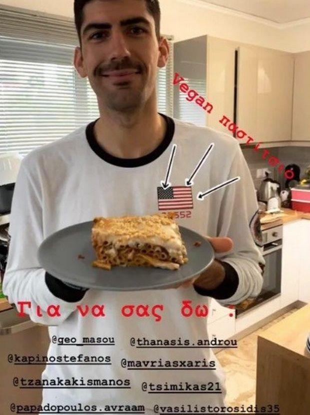 Ολυμπιακός: Μπουχαλάκης, ο Master Chef