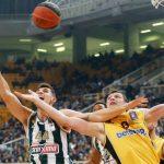Basket League: Επιμένει η ΑΕΚ για ολοκλήρωση της σεζόν στο γήπεδο