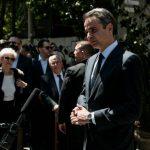 Μητσοτάκης για Marfin: Ποτέ ξανά να μην πέσει η χώρα θύμα του τυφλού διχασμού, του μίσους, της βίας
