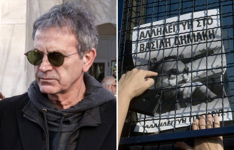Γιώργος Νταλάρας: Είμαστε δίπλα στο Βασίλη Δημάκη, χωρίς προφάσεις και δικαιολογίες