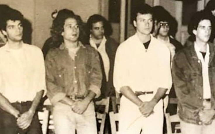 Ο Κώστας Κόκλας, πριν 20 χρόνια, στο πλευρό των Κούρκουλου, Κακούρη και Δημητρίου