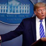 ΗΠΑ – Κορονοϊός: Ο πρόεδρος Ντόναλντ Τραμπ ελπίζει ότι οι θάνατοι στη χώρα του δεν θα ξεπεράσουν τους 100.000