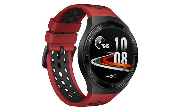 Με το νέο smartwatch Huawei Watch GT 2e η φυσική σας κατάσταση είναι στο χέρι σας