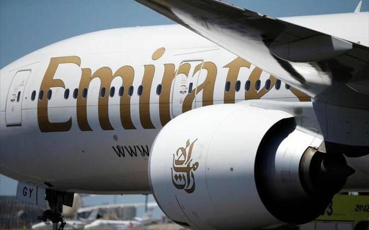 Πτήσεις σε εννέα πόλεις σχεδιάζει από τις 21 Μαΐου η Emirates