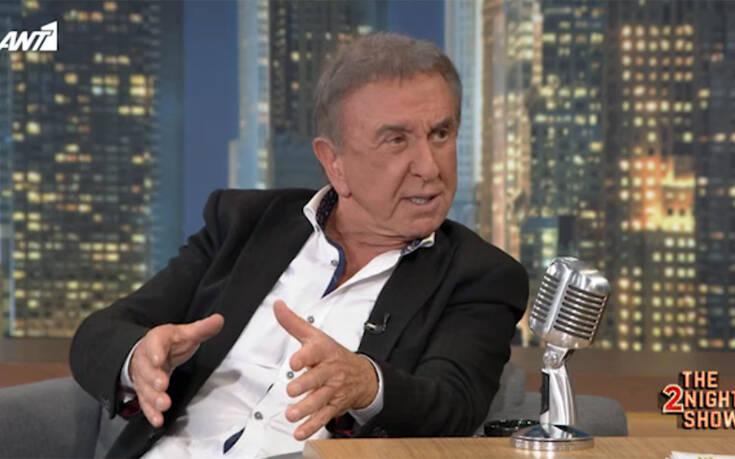 Χείμαρρος ο Παπαργυρόπουλος για τη ζωή του και την δουλειά του: Σπούδασα στα μεγαλύτερα…