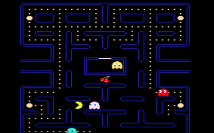 Pac-Man: Το πιο δημοφιλές ηλεκτρονικό παιχνίδι έγινε 40 ετών
