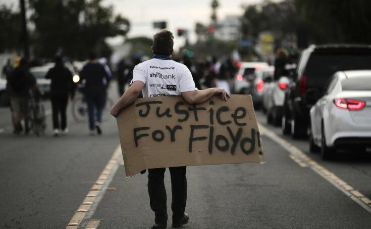 Ανθρωποκτονία ο θάνατος του Τζορτζ Φλόιντ σύμφωνα με την ιατροδικαστική έκθεση