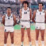Σαν σήμερα: Ελλάδα – Σοβιετική Ένωση 103-101, η Εθνική στην κορυφή της Ευρώπης