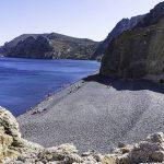 Η παραλία στην Χίο με την απόκοσμη ομορφιά