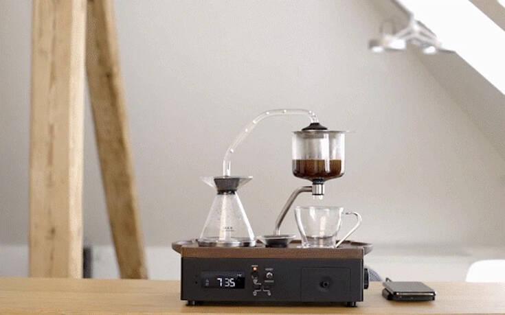Η καφετιέρα-gadget για τον πραγματικό λάτρη καφέ και τσαγιού