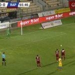 Ρουμανία: Τρεις διαφορετικοί παίκτες απέτυχαν στο ίδιο πέναλτι!