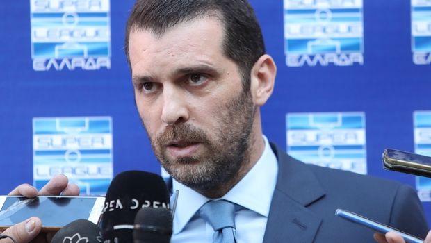 Super League: Συνάντηση Μπουτσικάρη - Γεραπετρίτη για τις επιπτώσεις του κορονοϊού στο ποδόσφαιρο