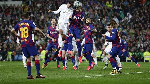 La Liga: Η βαθμολογία και το πρόγραμμα Μπαρτσελόνα - Ρεάλ μέχρι το τέλος