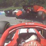 Ferrari: Συγκρούστηκαν Φέτελ και Λεκλέρ και εγκατέλειψαν