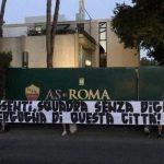 Ρόμα: Πανό κατά διοίκησης-παικτών από τους αγανακτισμένους οπαδούς