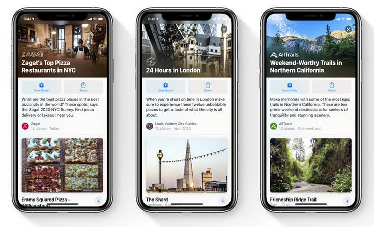 Όλα όσα φαίνεται να… δανείστηκε η Apple από το Android