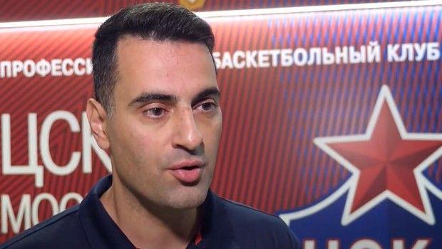 """Πιστιόλης: """"Μιλουτίνοβ και Σενγκέλια είναι σε καλό δρόμο"""""""
