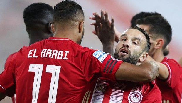 Ολυμπιακός - Παναιτωλικός 2-0: Τα highlights της αναμέτρησης