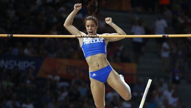 """Στεφανίδη: """"Μεγάλος στόχος είναι οι Ολυμπιακοί Αγώνες"""""""