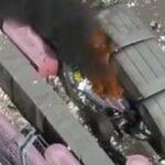Formula 2: Τρομακτικό ατύχημα στη Ρωσία, πήρε φωτιά μονοθέσιο