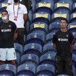 Ρονάλντο: Ξέχασε να φορέσει τη μάσκα του και δέχτηκε συστάσεις