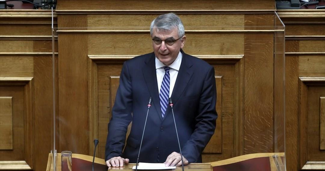 Αντιπαράθεση κυβέρνησης και αντιπολίτευσης στη Βουλή