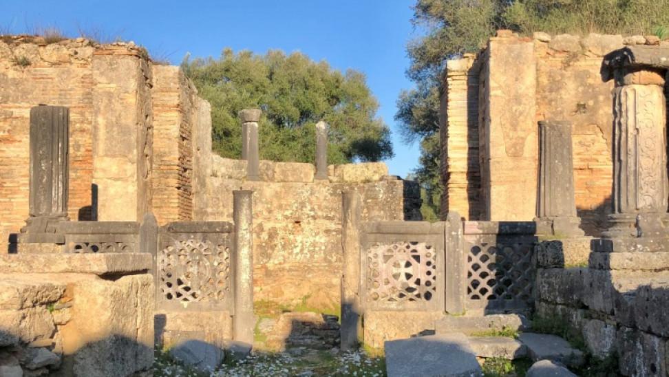 Εργαστήριο Φειδία-Αρχαία Ολυμπία: Από τον 5ο πΧ αιώνα έως τη ρωμαϊκή εποχή