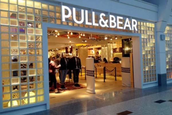 pull and bear stores