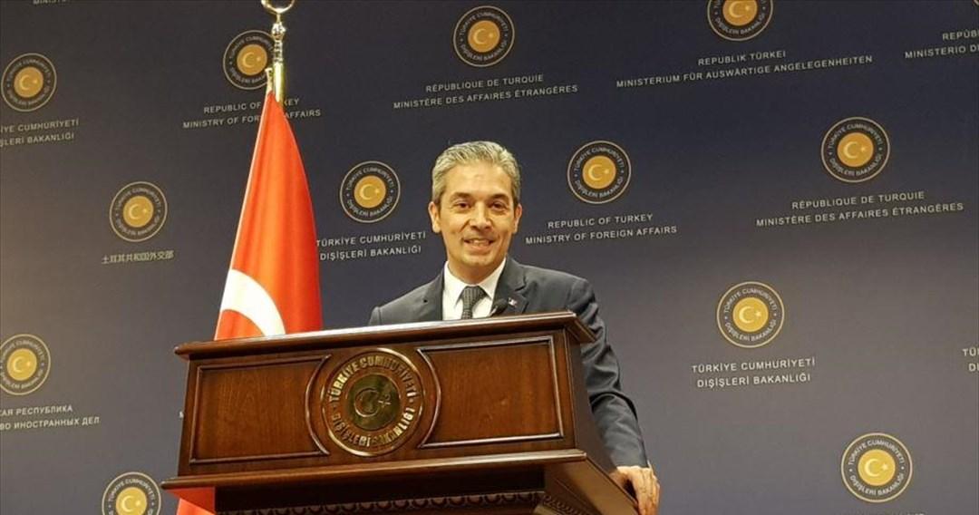 Τουρκικά πυρά για δεσμεύσεις περιοχών στο Αιγαίο