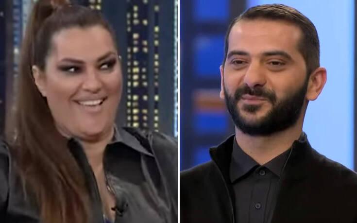 Ο Λεωνίδας Κουτσόπουλος «κέρδισε» την καρδιά της Κατερίνας Ζαρίφη – Newsbeast